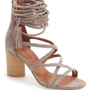 Jeffery Campbell Despina Strappy Sandal Heels